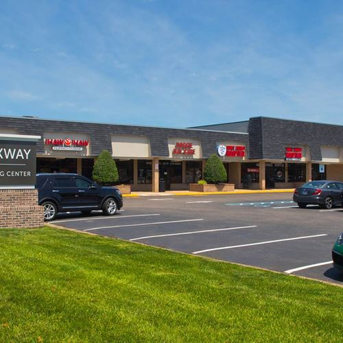 Parkway Shopping Center 4