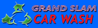 Grand Slam Car Wash Logo