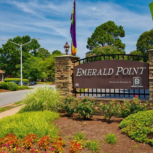 Emerald Point Feat