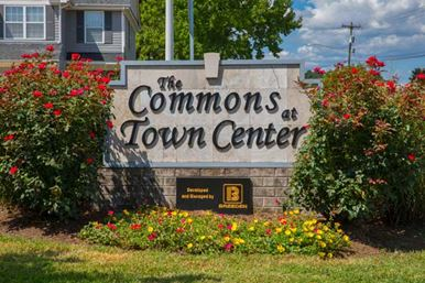 The Commons at Town Center Logo