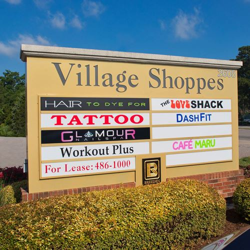 Village Shoppes 1